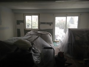 Oakville Full House drywall and tape